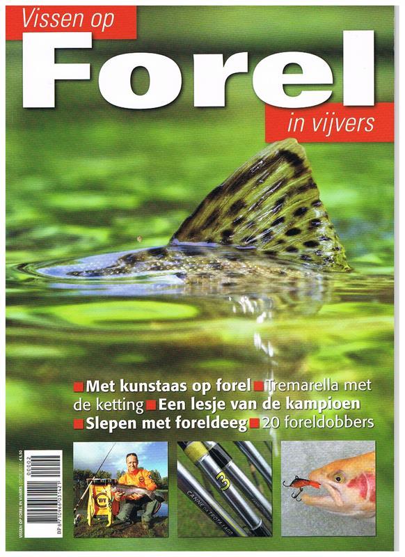 Vissen op forel in vijvers 2 2013 visboeken for Vissen vijver