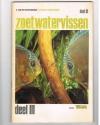 A. van den Nieuwenhuizen - Zoetwatervissen III ( plaatjesalbum Rizla ) Zo leer je vissen kennen