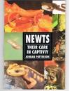 Jordan Patterson - Newts Their Care in Captiviy