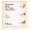 Dave Whitlock ( Orvis ) - Illustrated Basic Fly Tying Instructions