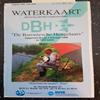 DBH - Waterkaart hengelsportvereniging DBH 1993