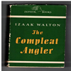 Izaak Walton - The Compleat Angler