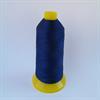 210/12 - Blauw 1 x gebondeerd nylon garen om netten te boeten / breien of te herstellen - 250 gram 210/12 (0,7mm Ø) 1 klos Garen / Boetgaren
