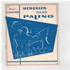 Albert Wauters - Hengelen naar Paling ( 1e druk )