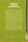 Dr. Herbert R. Axelrod - Handboek Tropische Aquariumvissen