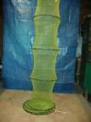 Corsmade handgefertigt qualität Setzkeschern - Setzkescher 6 Meter mit coating.