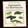 Rebo natuurgids - Amfibieën en reptielen