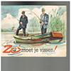 Willem van Veenendaal - Zo moet je vissen!