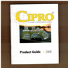 Div. - Cipro - Product Guide 2008
