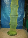 Corsmade handgefertigt qualität Setzkeschern - Setzkescher 5 Meter mit coating.