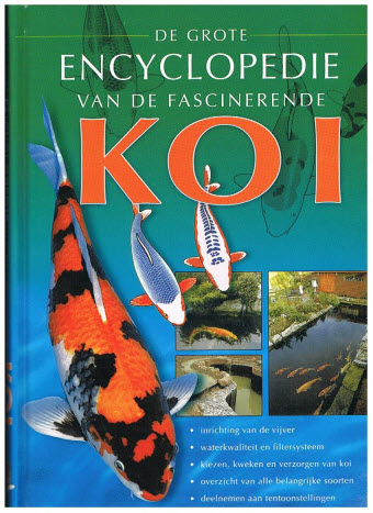 Encyclopedie koi for Livre carpe koi