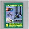 Bruins - Boxmeer - 1989 BB Katalogus
