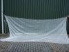 Koi vijver net - Koi Vijvernet 15 m lang 2.20 diep ( v. vijver 11.50  meter )