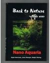 Kjell Fohrman, Jose Kienjet, Ralph Toning - Back to Nature Gids voor Nano Aquaria
