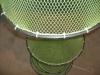 Corsmade handgefertigt qualität Setzkeschern - Setzkescher 4 Meter mit coating