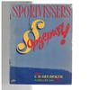 C.H. Geudeker - Sportvissers opgepast! ( 1941)